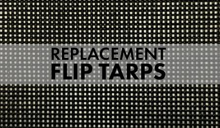 flip tarp